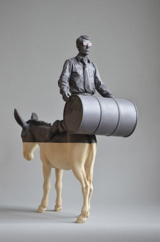 Willy  Verginer - Donkey barrel
