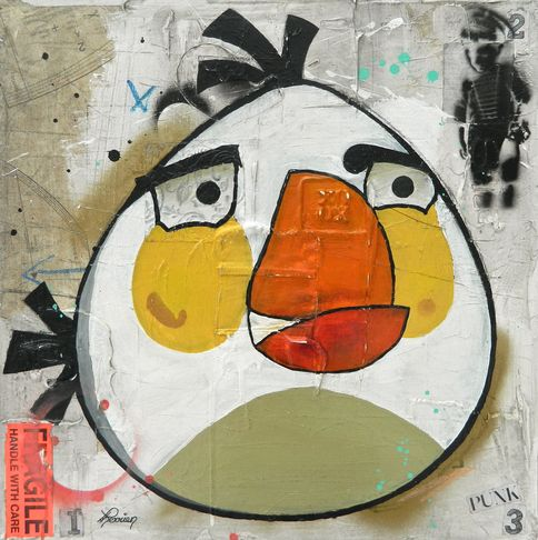 Rock Therrien - #Angry Bird