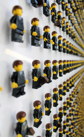 James Burke  - Everything Is Awesome (detail)