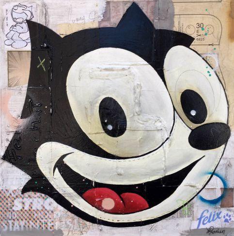 Rock Therrien - Felix the Cat II