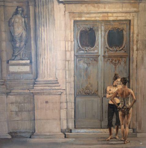 Patrick Pietropoli - Femmes au musee