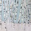 Susan Wallis - Four and twenty birches