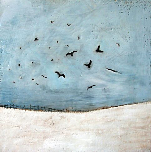 Susan Wallis - Four and twenty blackbirds