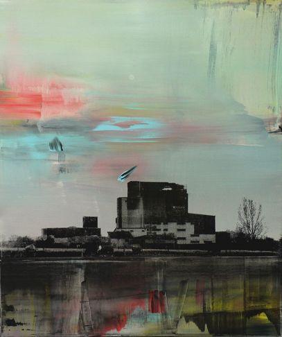 Birgit Borggrebe - Frame the sky