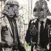 Stikki Peaches - Fugetaboutit - Vader + Trooper GQ V