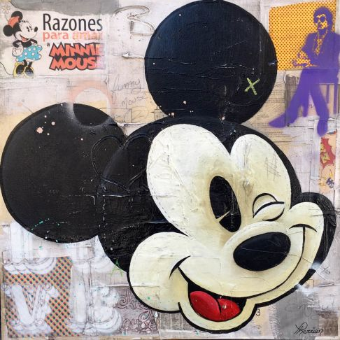 Rock Therrien - Funny Mouse