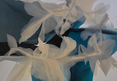 Vicki McFarland - Satin Petals