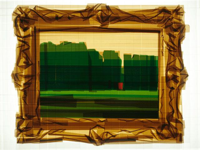 Mark Khaisman - Painting Glimpse 1
