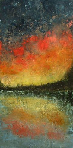 Susan Wallis - Grafitti Skies