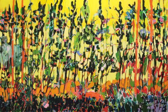 Nina  Cherney - In Full Bloom