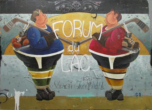 Rock Therrien - Le forum du lac