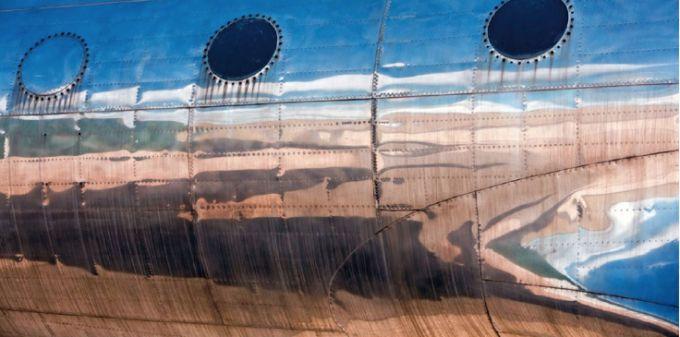 Manolo Chrétien - Blue Shark, Ed. I/III
