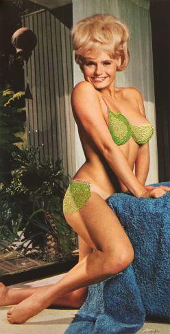 Saskia van Kampen  - Playboy Playmate Joey Gibson. June 1967