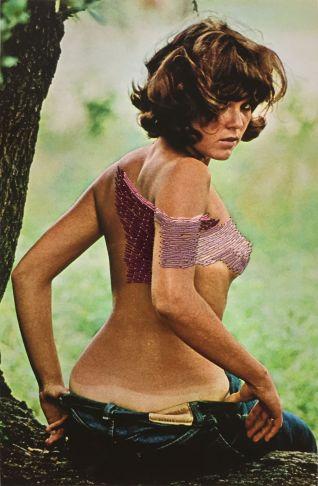 Saskia van Kampen  - The Girl of Texas. Pat Whitmore. Playboy. June 196