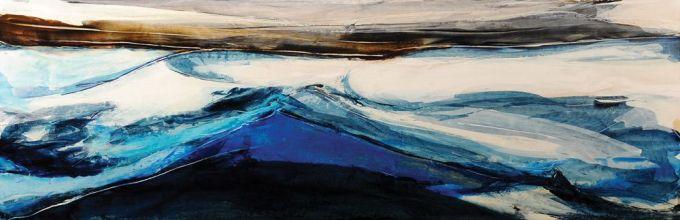 Louis Laprise - Floating the Blue