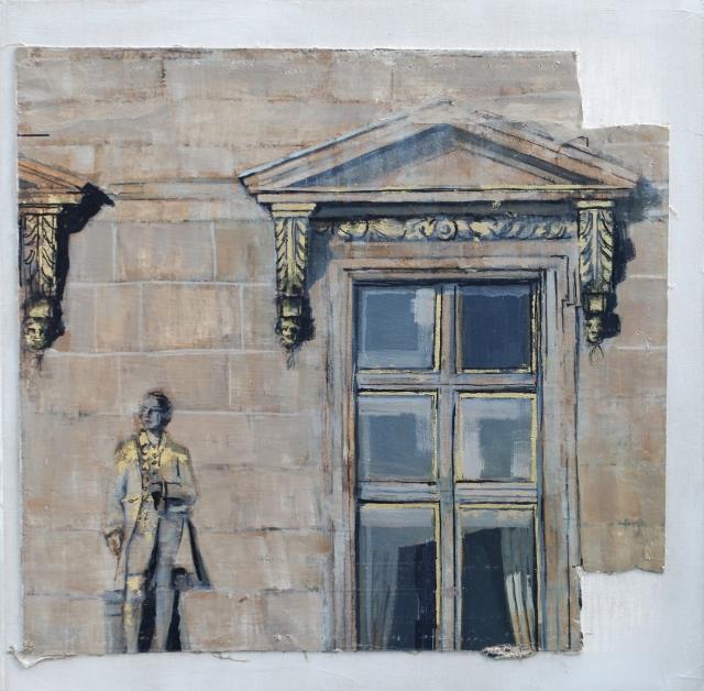 Patrick Pietropoli - Louvre III