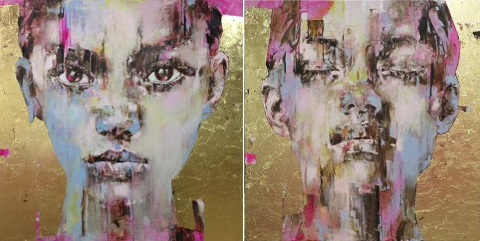 Marco Grassi - The Gold Experience Diptych
