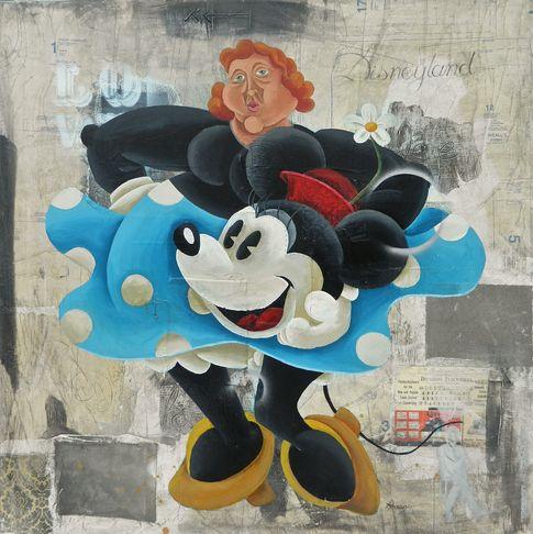 Rock Therrien - Disneyland 2