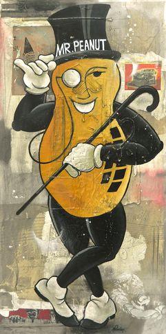 Rock Therrien - Mr. Peanut !