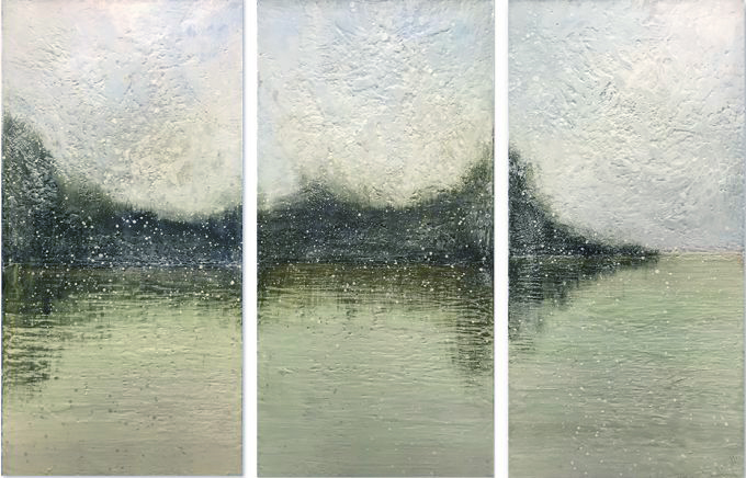 Susan Wallis - The Lake's Transformation