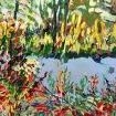 Nina  Cherney - A View of The Pond