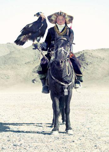 Lyle Owerko - Eagle Hunter 13 ed 1/6