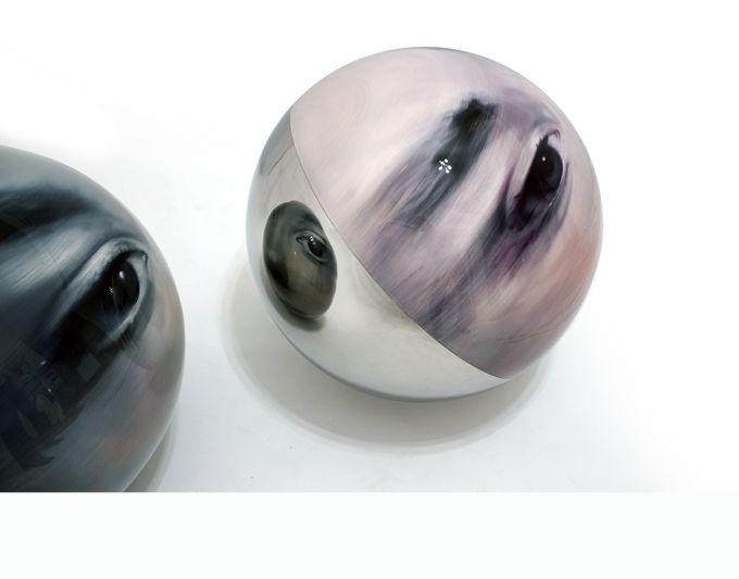 Martin C. Herbst - Parmigianino sphere 28