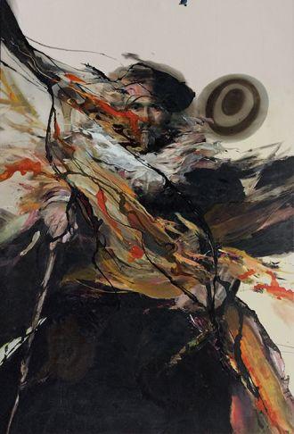 René  Morel - Study After Frans Hals