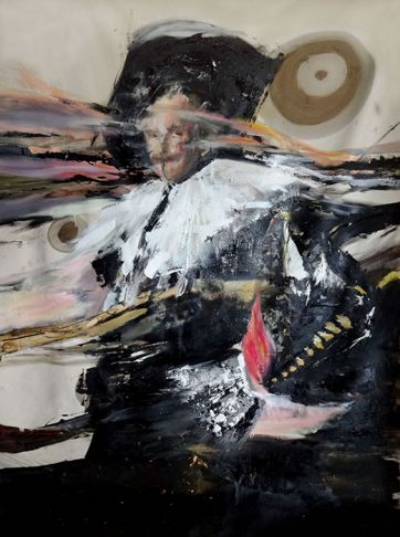 René  Morel - Study 2 After Frans Hals