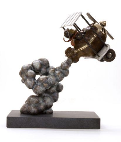 Rock Therrien - Go for it! Bronze