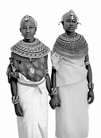 Lyle Owerko - Ngawuri Lepaisele and Friend