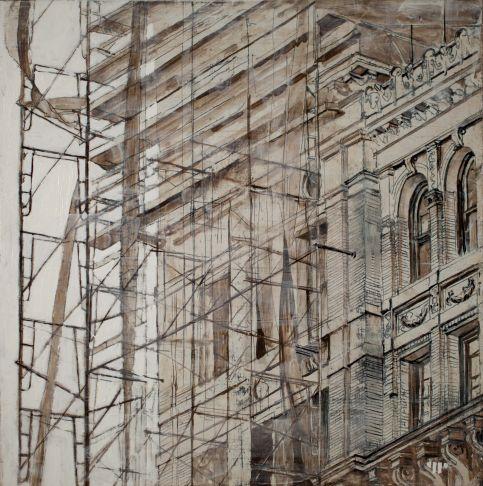 Patrick Pietropoli - Scaffoldings