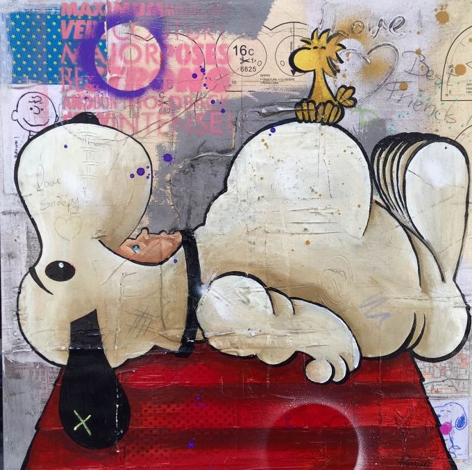Rock Therrien - Snoopy