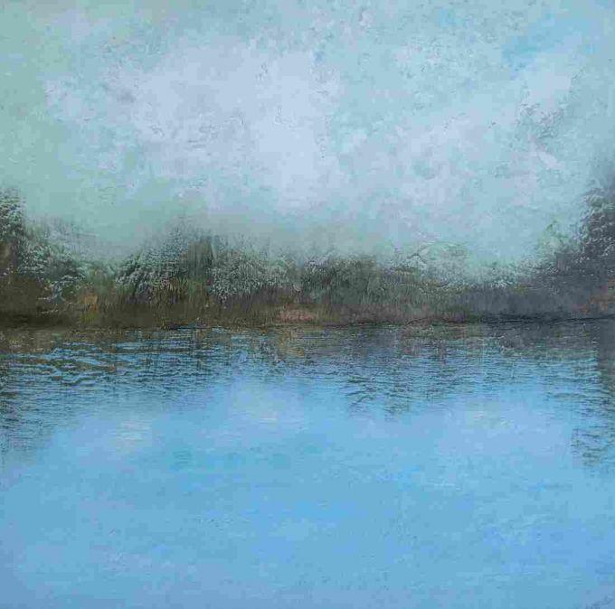Susan Wallis - The lake's tenderness