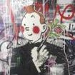 Stikki Peaches - Tintin_Et si l'art dominait le monde