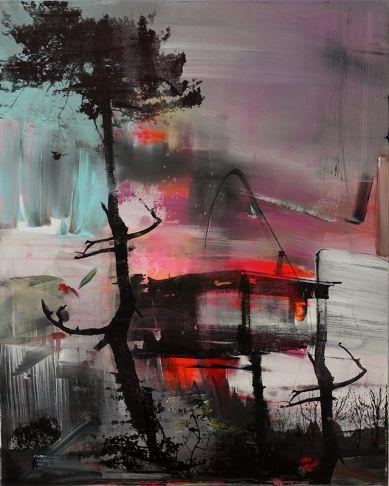 Birgit Borggrebe - Under the open sky