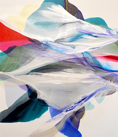Vicki McFarland - Underwater Blooms