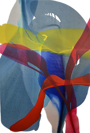 Vicki McFarland - Ribbon and Blues