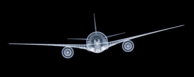 Nick Veasey - Veasey Jet ed. 5/9