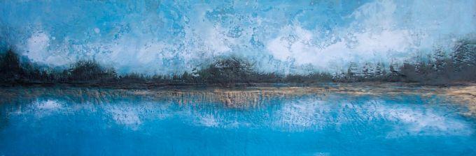 Susan Wallis - The Sky's Reflection