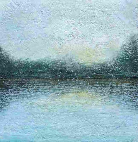 Susan Wallis - Winter's Delicate Appearance