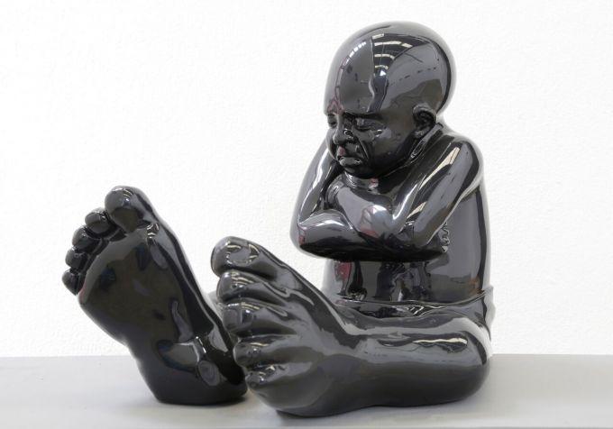 Idan  Zareski - Babyfoot Black