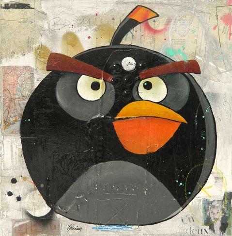 Rock Therrien - #Angry Bird