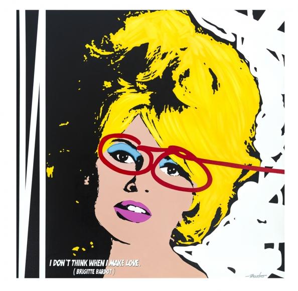 Guy Boudro - Brigitte Bardot