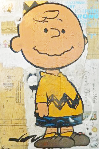 Rock Therrien - You're a good boy Charlie Brown I