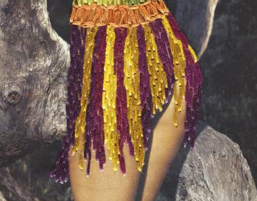 Saskia van Kampen  - Virgin Lady #7 (détail)