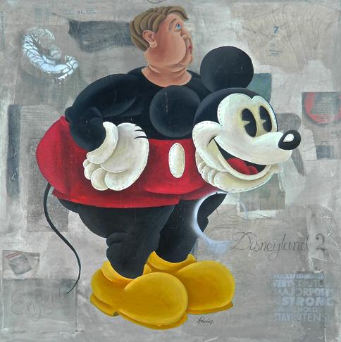 Rock Therrien - Disneyland 1