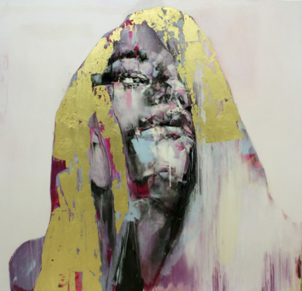 Marco Grassi - Gold Hair Girl