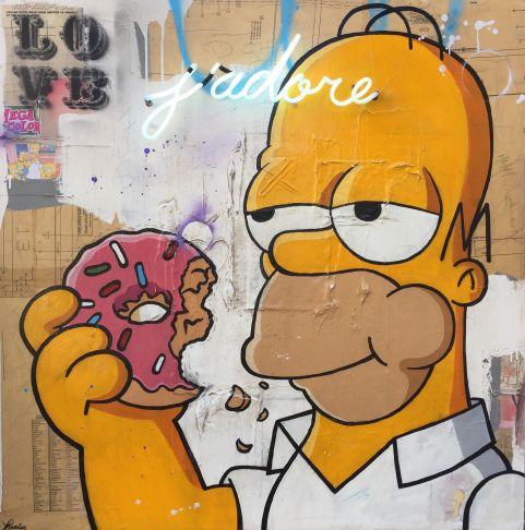 Rock Therrien - I Love Donuts!
