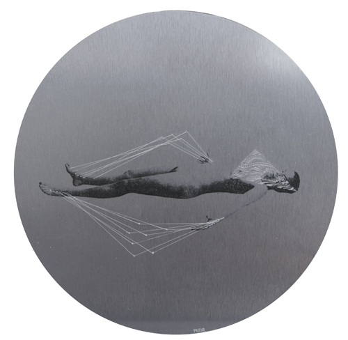 Marie-Josee Roy - La particule de Dieu 6